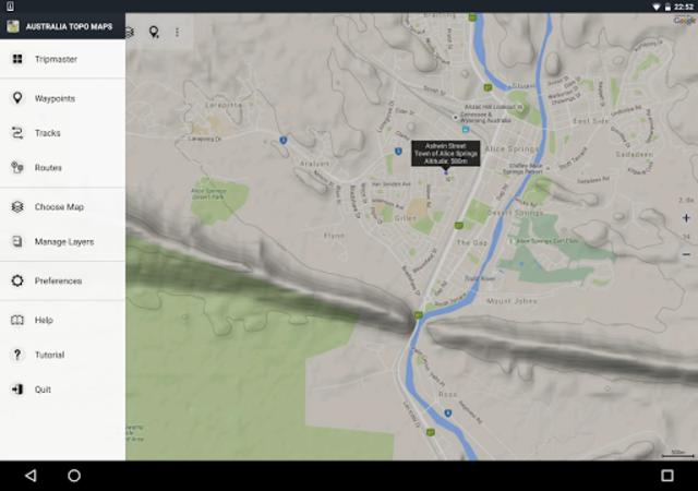 Australia Topo Maps screenshot 11