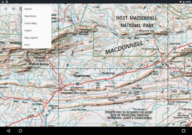 Australia Topo Maps screenshot 12