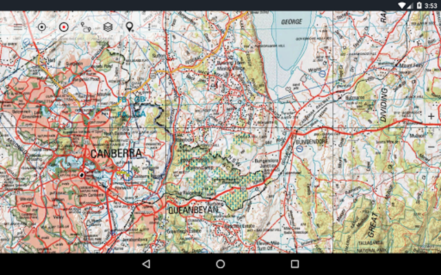 Australia Topo Maps screenshot 15