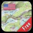 Icon for US Topo Maps Free