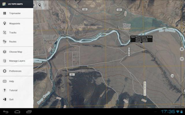 US Topo Maps Free screenshot 12