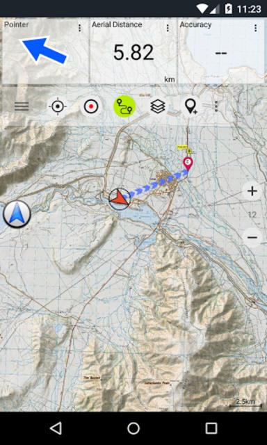 New Zealand Topo Maps Pro screenshot 2