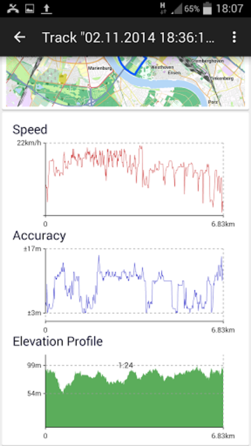 New Zealand Topo Maps Pro screenshot 7