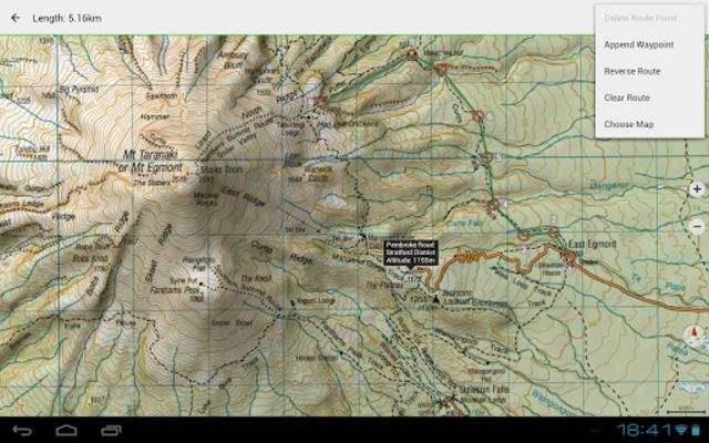 New Zealand Topo Maps Pro screenshot 9