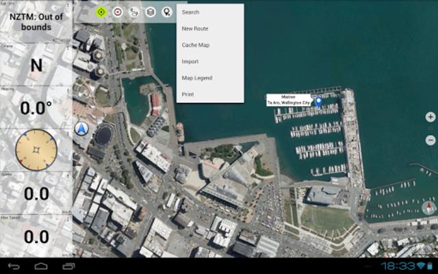 New Zealand Topo Maps Pro screenshot 10