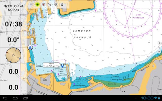 New Zealand Topo Maps Pro screenshot 11