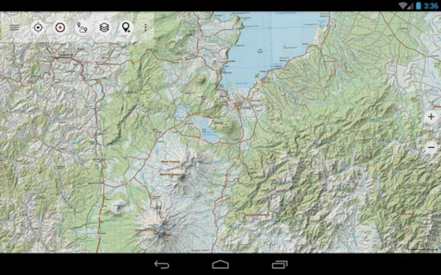 New Zealand Topo Maps Pro screenshot 12