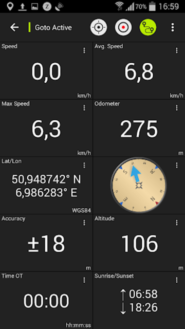 New Zealand Topo Maps Pro screenshot 4