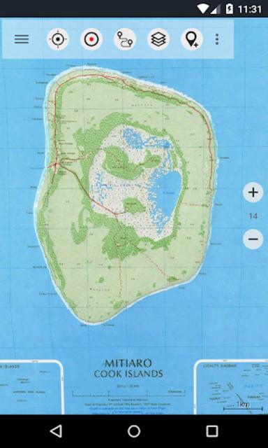 New Zealand Topo Maps Pro screenshot 8
