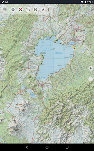 New Zealand Topo Maps Pro screenshot 13