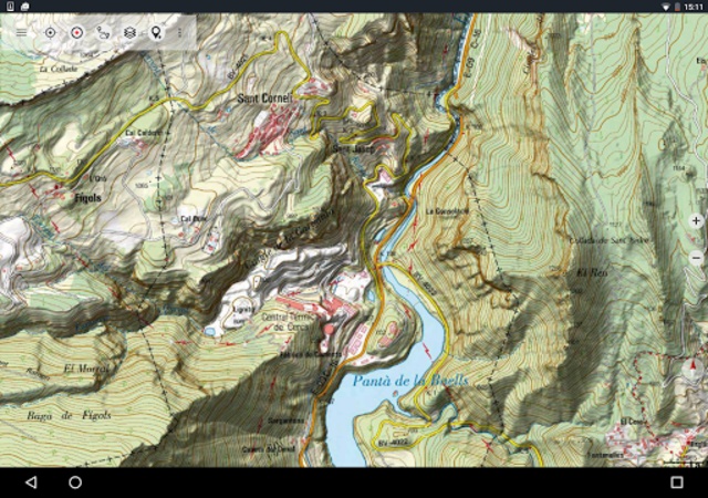 Spain Topo Maps screenshot 9
