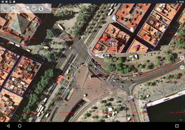 Spain Topo Maps screenshot 12