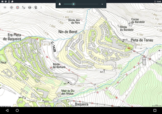 Spain Topo Maps screenshot 13