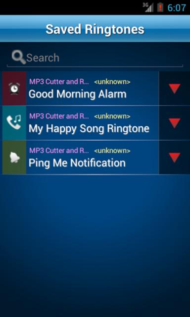 MP3 Cutter and Ringtone Maker♫ screenshot 5