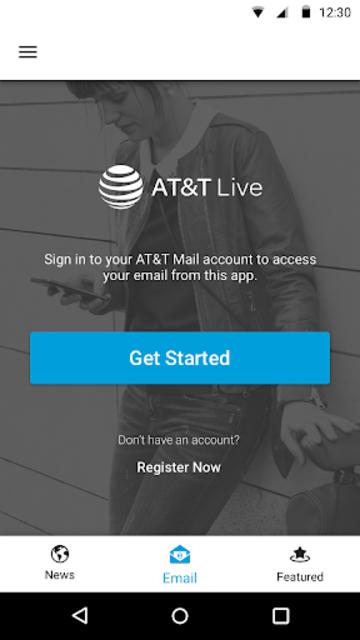 AT&T Live 2.0 screenshot 3