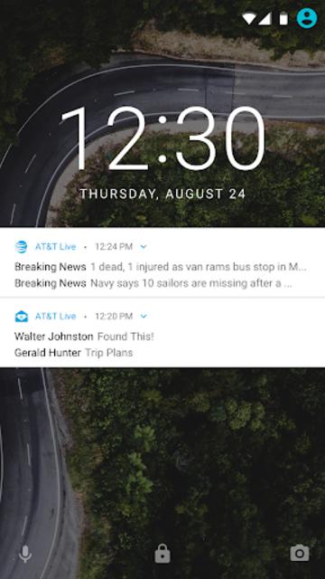AT&T Live 2.0 screenshot 5