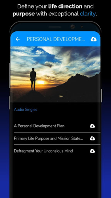 Hypnosis App - Attention Shifting - Hypnotherapy screenshot 3