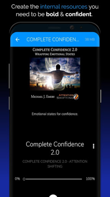 Hypnosis App - Attention Shifting - Hypnotherapy screenshot 5