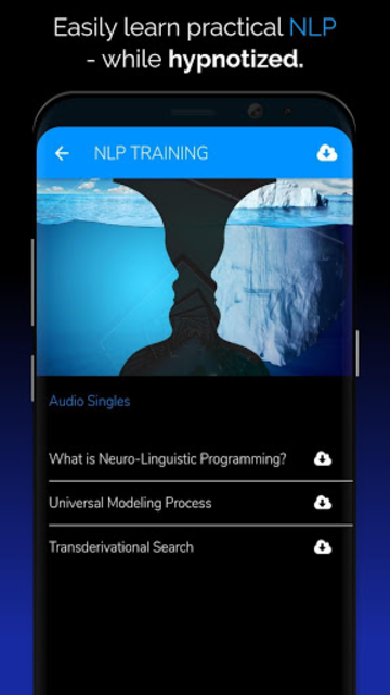 Hypnosis App - Attention Shifting - Hypnotherapy screenshot 7