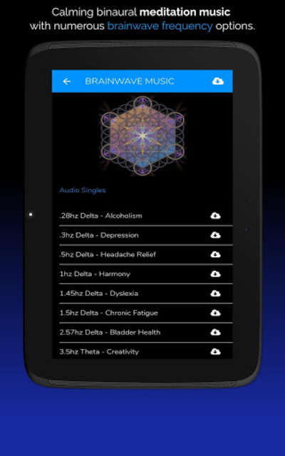 Hypnosis App - Attention Shifting - Hypnotherapy screenshot 14