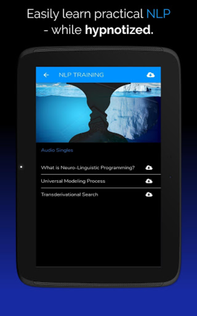 Hypnosis App - Attention Shifting - Hypnotherapy screenshot 15