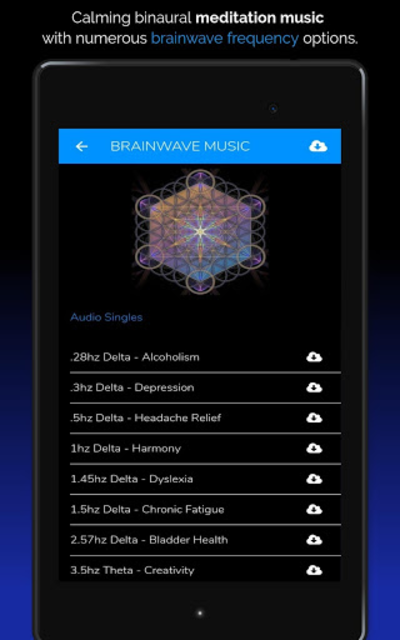 Hypnosis App - Attention Shifting - Hypnotherapy screenshot 22