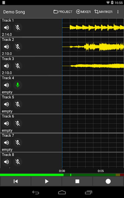 Aubade Audio Studio screenshot 9