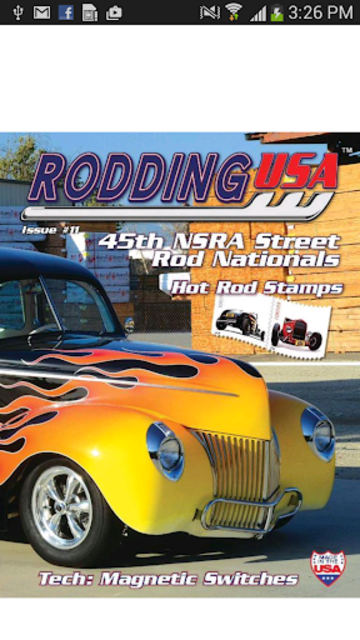 Rodding USA screenshot 1