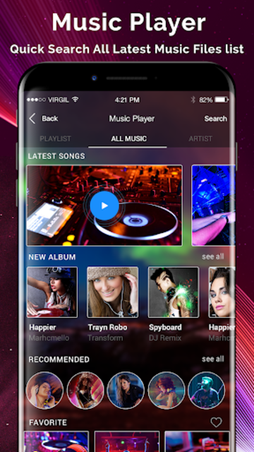 Music Paradise Pro screenshot 3
