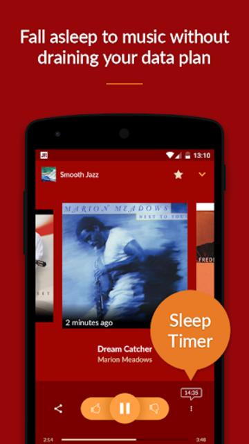 JAZZ MUSIC RADIO screenshot 4