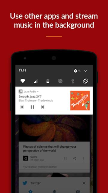 JAZZ MUSIC RADIO screenshot 6