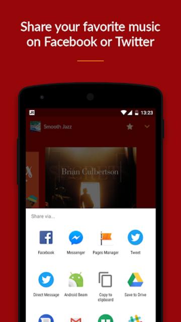 JAZZ MUSIC RADIO screenshot 8
