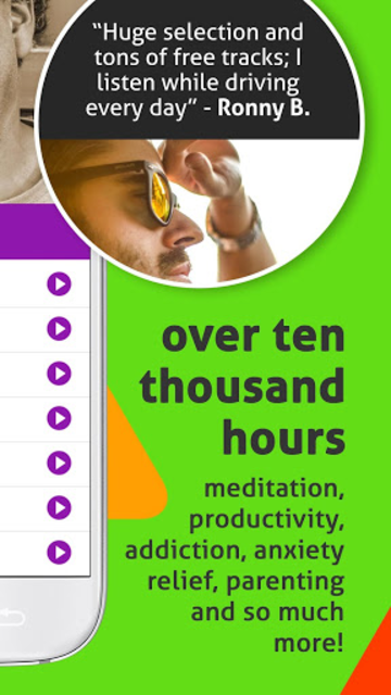 Audiojoy Life Success Programs & Wellness Courses screenshot 4