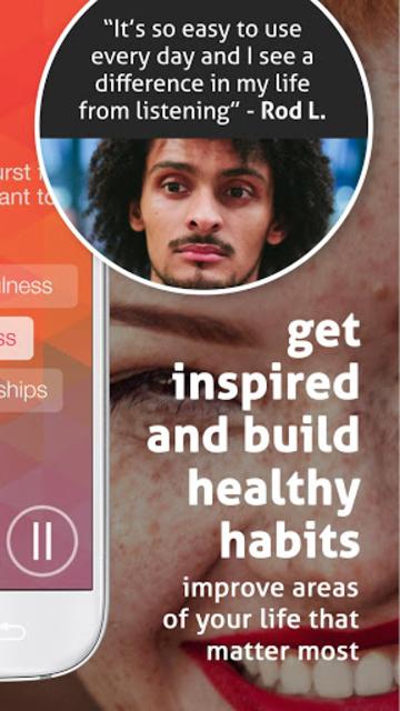 Daily Burst | Simple Wellness, Advice, Inspiration screenshot 4
