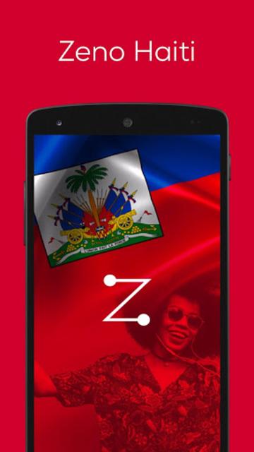 Zeno Haiti Radio screenshot 1