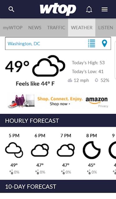 WTOP - Washington's Top News screenshot 4