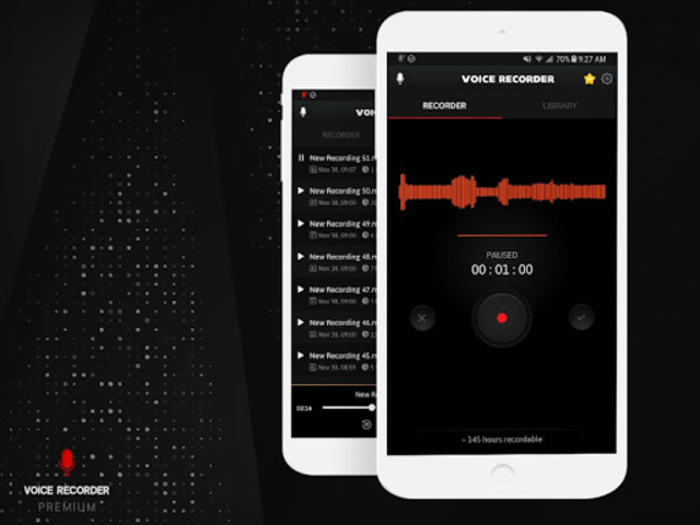 Voice Recorder - Premium screenshot 4