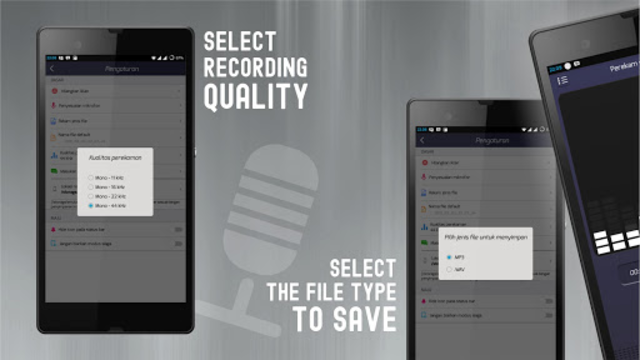 Audio Recording app screenshot 2