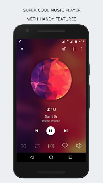 Augustro Music Player screenshot 1