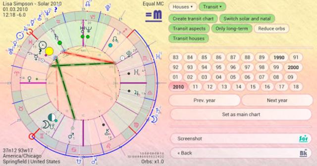 Aura Astrology Pro screenshot 9