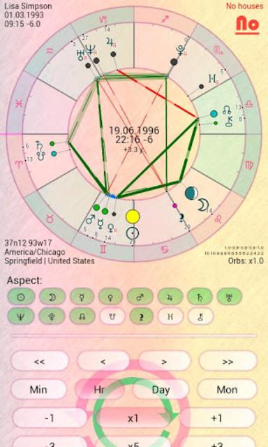 Aura Astrology Pro screenshot 1