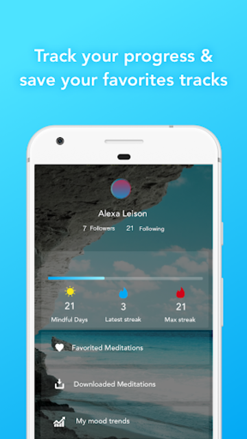 Aura: Mindfulness & Happiness screenshot 7