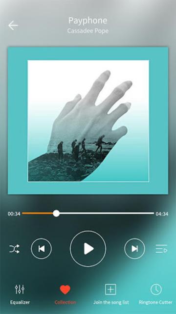 Free Music Player – Online & Offline MP3 Player screenshot 2
