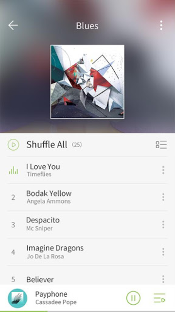 Free Music Player – Online & Offline MP3 Player screenshot 5