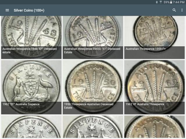 Aussie Coins Pro Plus screenshot 9