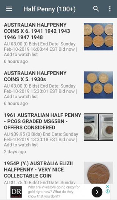 Aussie Coins Pro Plus screenshot 6