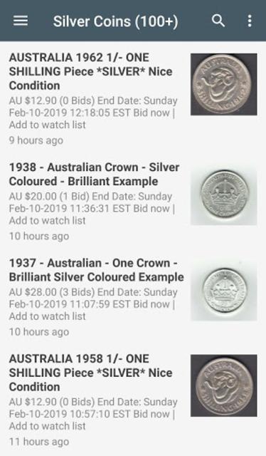 Aussie Coins Pro Plus screenshot 7