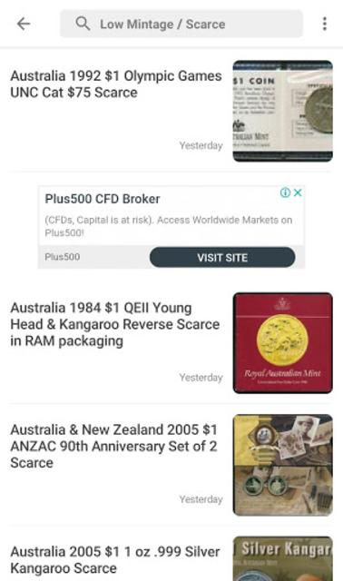 Aussie Coins Pro Plus screenshot 3