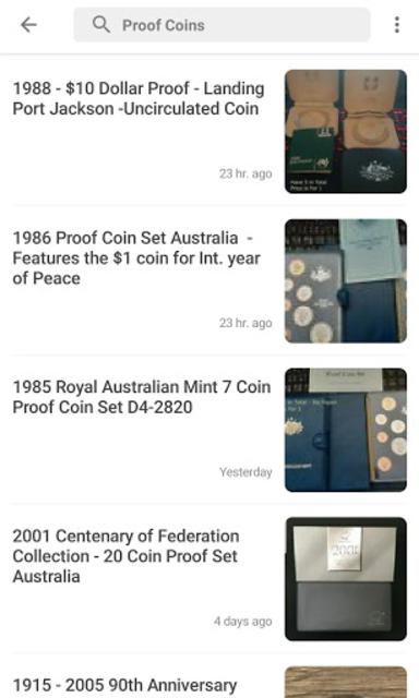 Aussie Coins Pro Plus screenshot 5