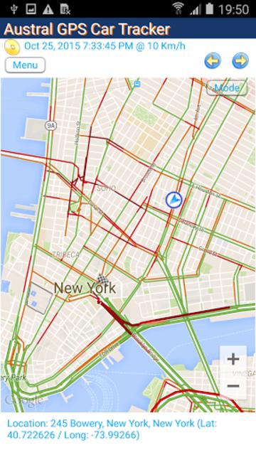 GPS Tracker Car TK SMS screenshot 4